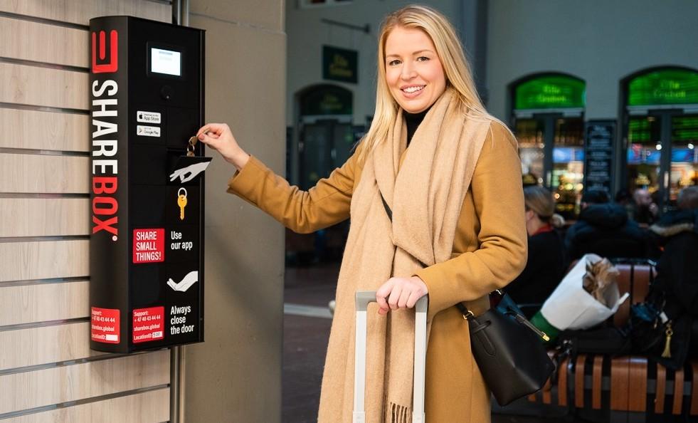 Self Service Car Rental with Sharebox